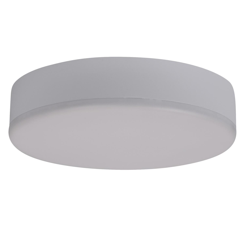 home24 LED-Einbauleuchte Sula | Lampen > Strahler und Systeme > Möbelaufbaustrahler | Weiss | Naeve