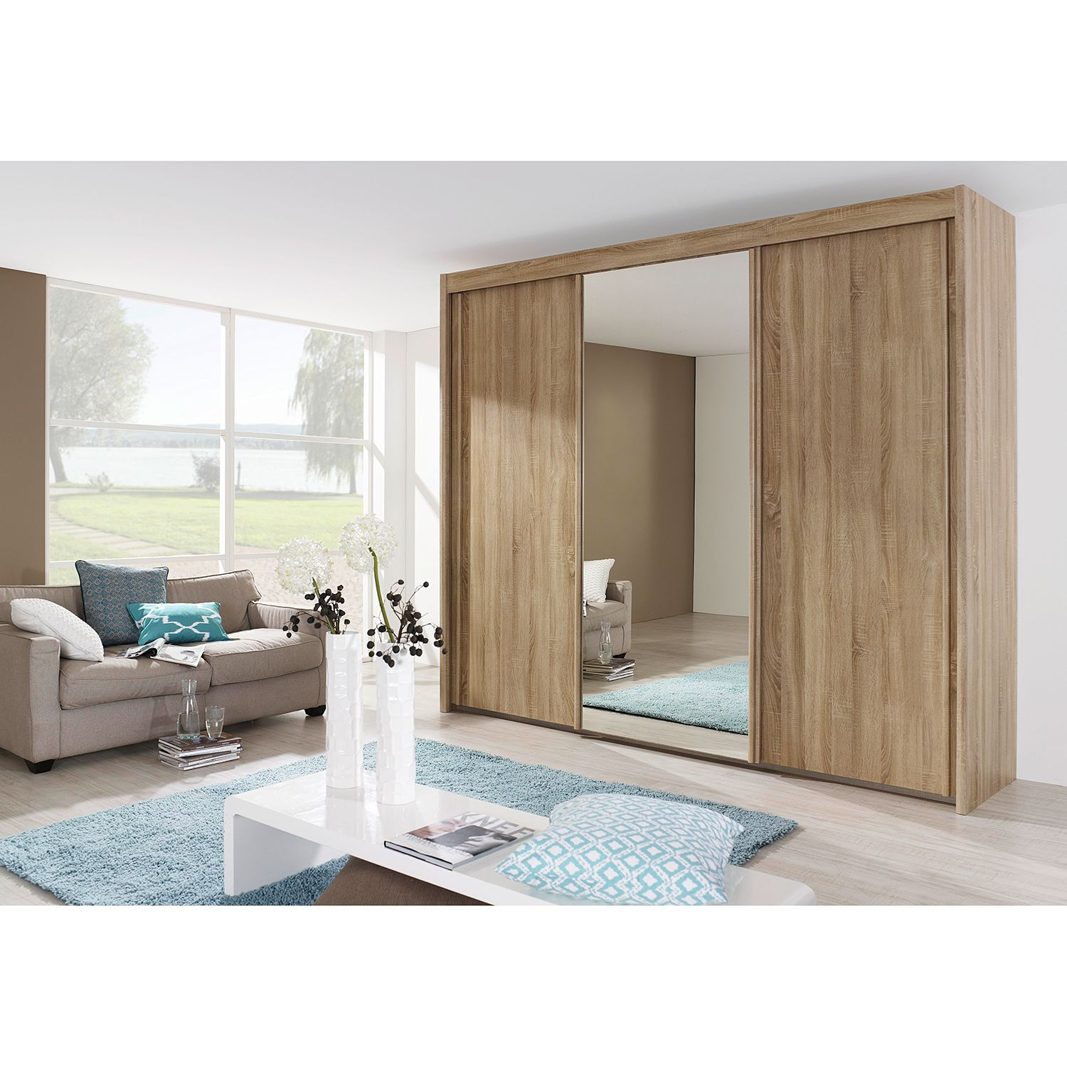 Armoire portes coulissantes Imperial II