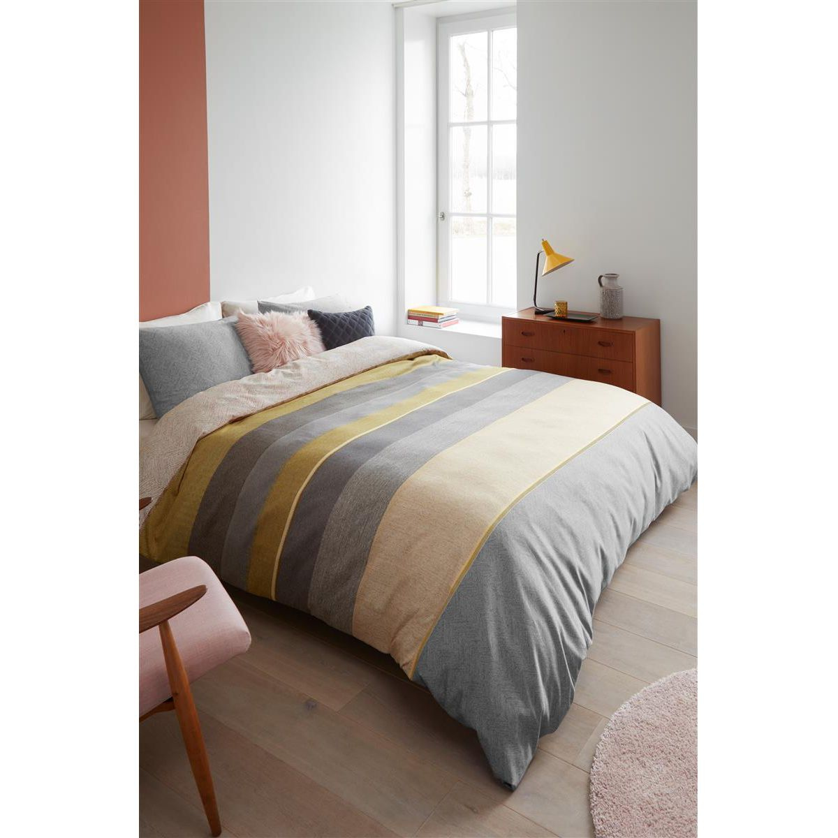 home24 Mako-Satin-Bettwaesche Bodhi