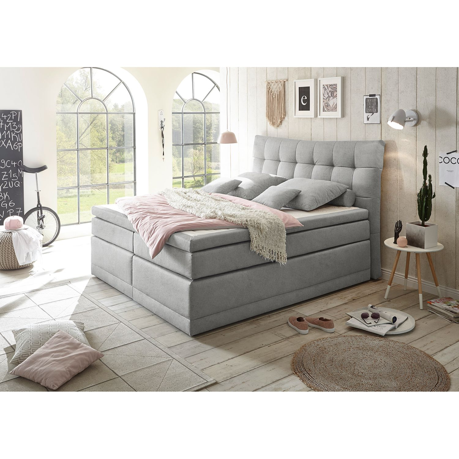 Lit boxspring Esrum