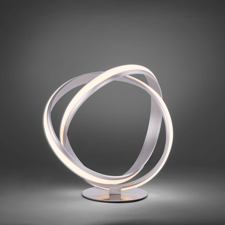 home24 LED-Tischleuchte Melinda