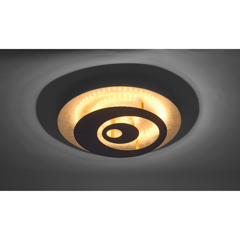 home24 LED-Deckenleuchte Nevis II