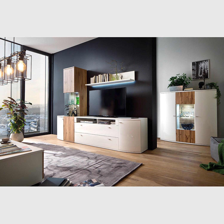 home24 Highboard Sostino | Wohnzimmer > Schränke > Highboards | loftscape