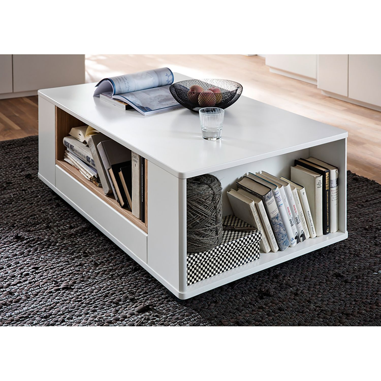 Table basse Carini