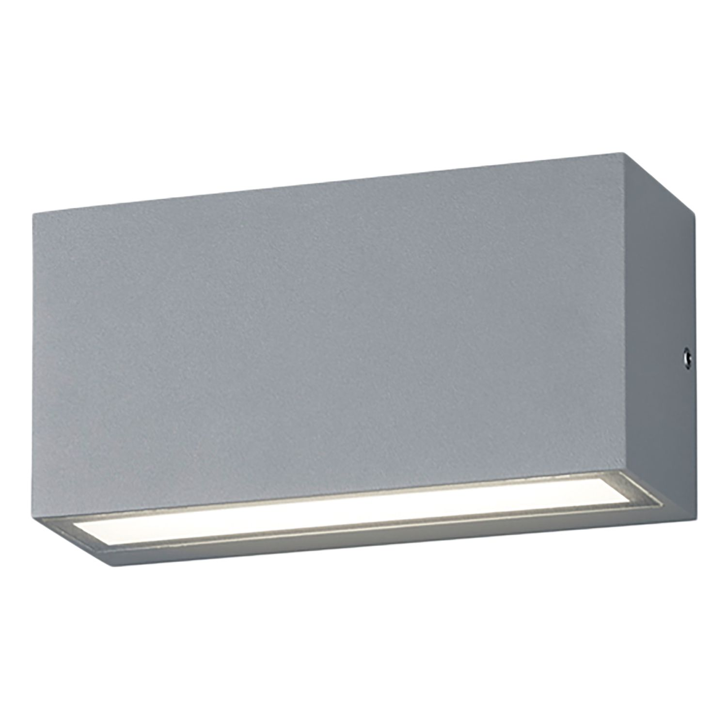 home24 LED-Wandleuchte Trent