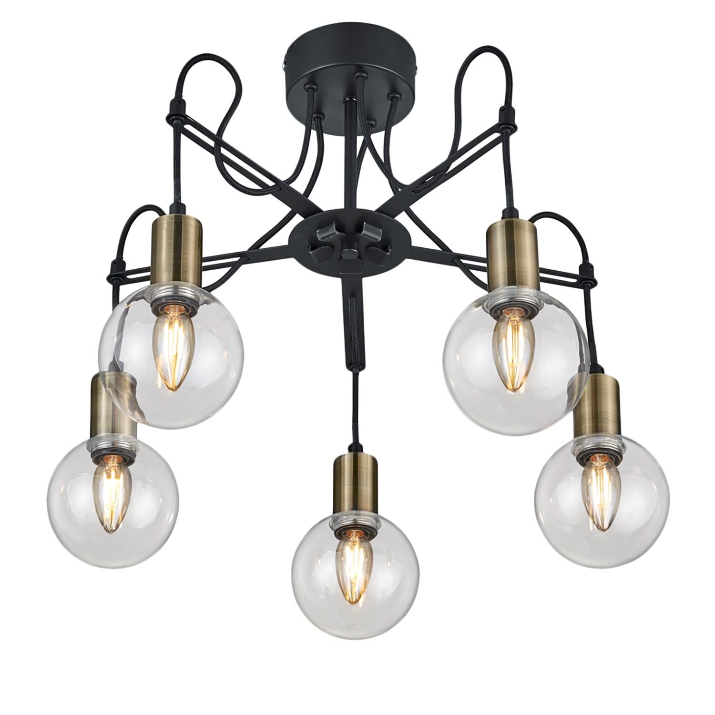 Home24 Plafondlamp Nacho I, Trio