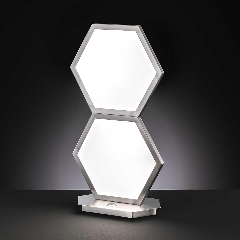 home24 LED-Tischleuchte Signe