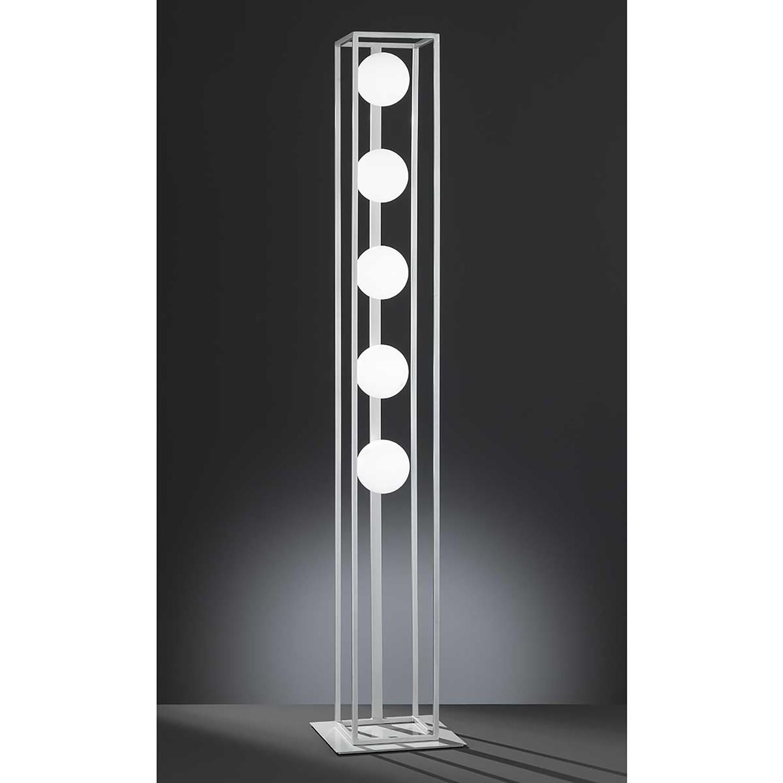 home24 LED-Stehleuchte Aurelia