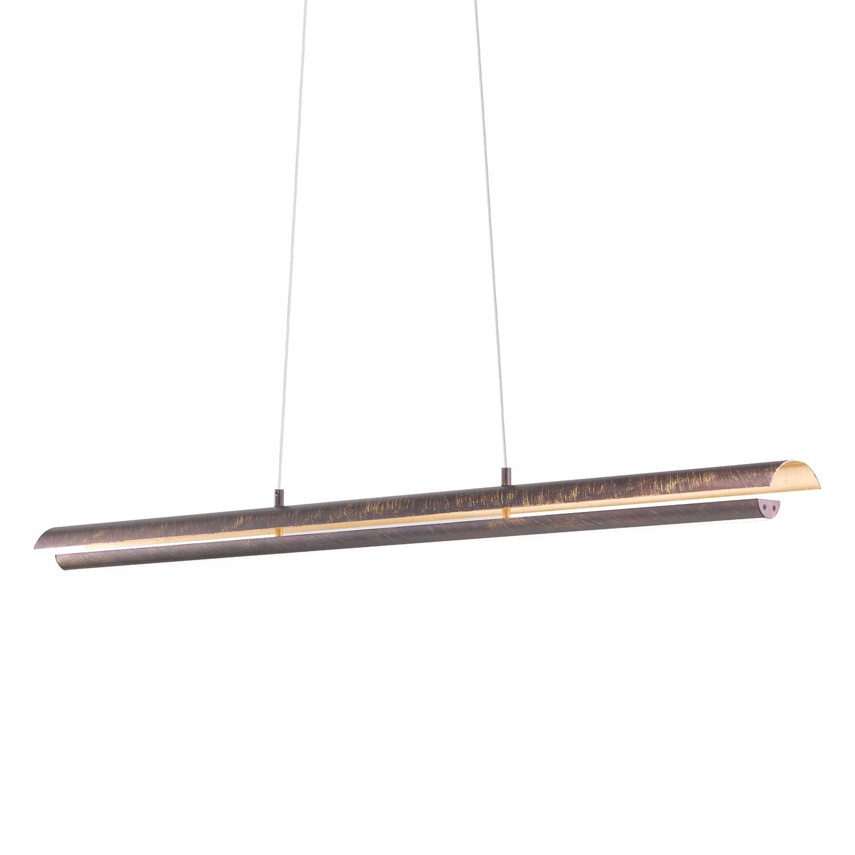 home24 LED-Pendelleuchte Rodez