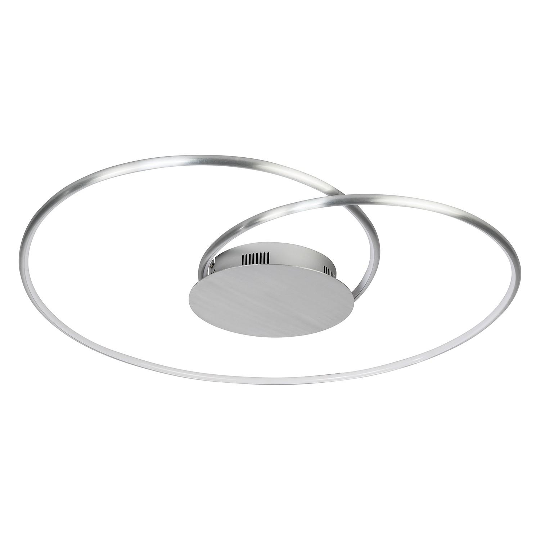 home24 LED-Deckenleuchte Opus IV