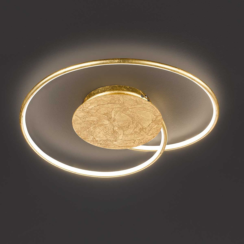 home24 LED-Deckenleuchte Opus I