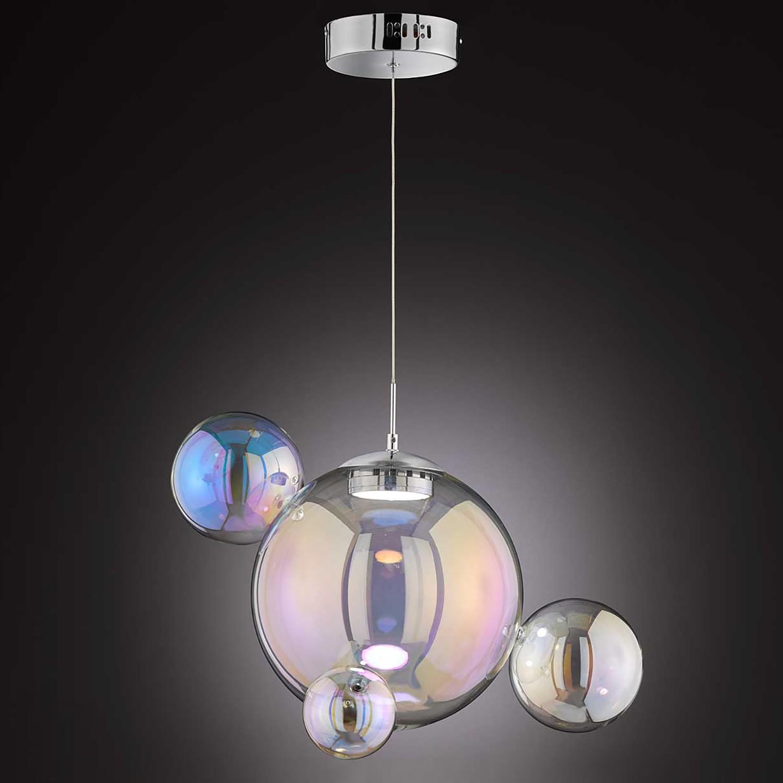 home24 LED-Pendelleuchte Mia