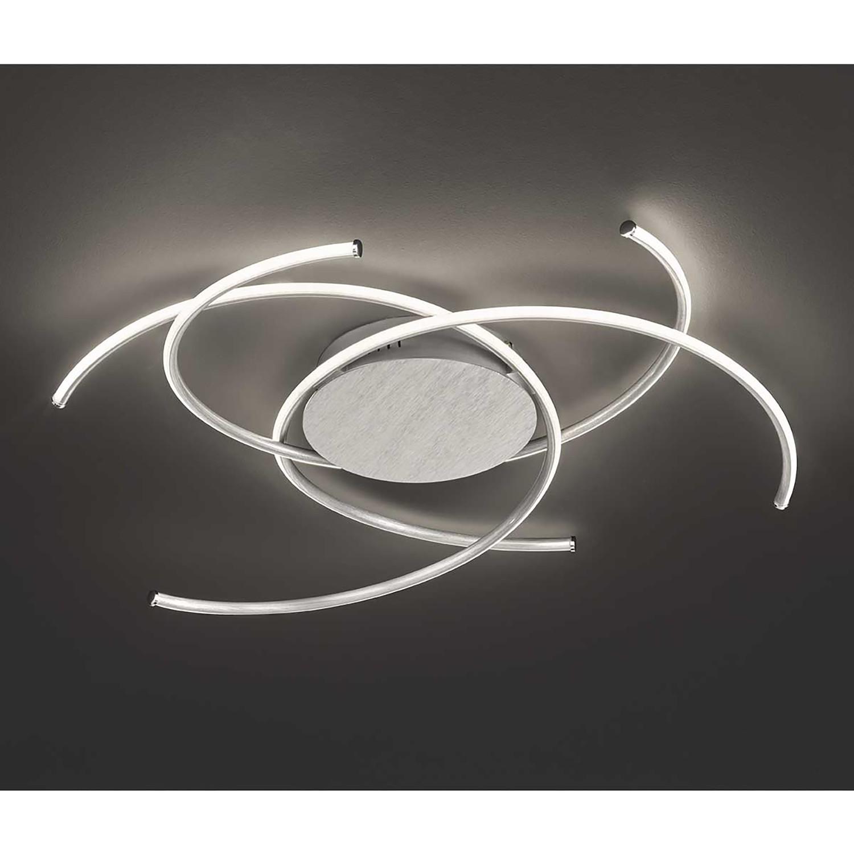 home24 LED-Deckenleuchte Juls