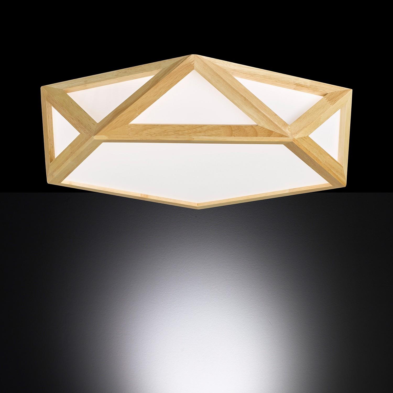 home24 LED-Deckenleuchte Cayenne