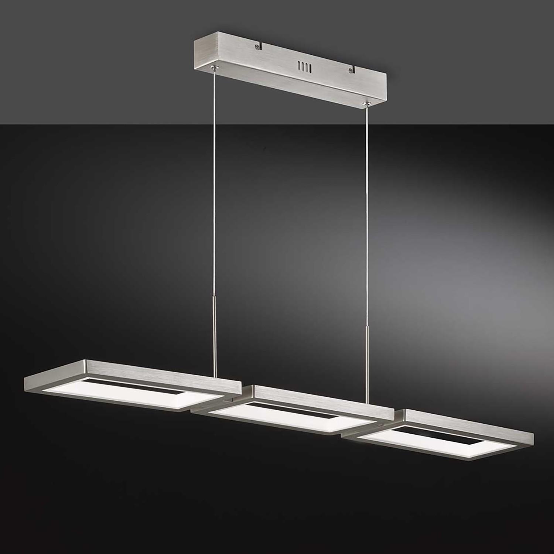 home24 LED-Pendelleuchte Viso III