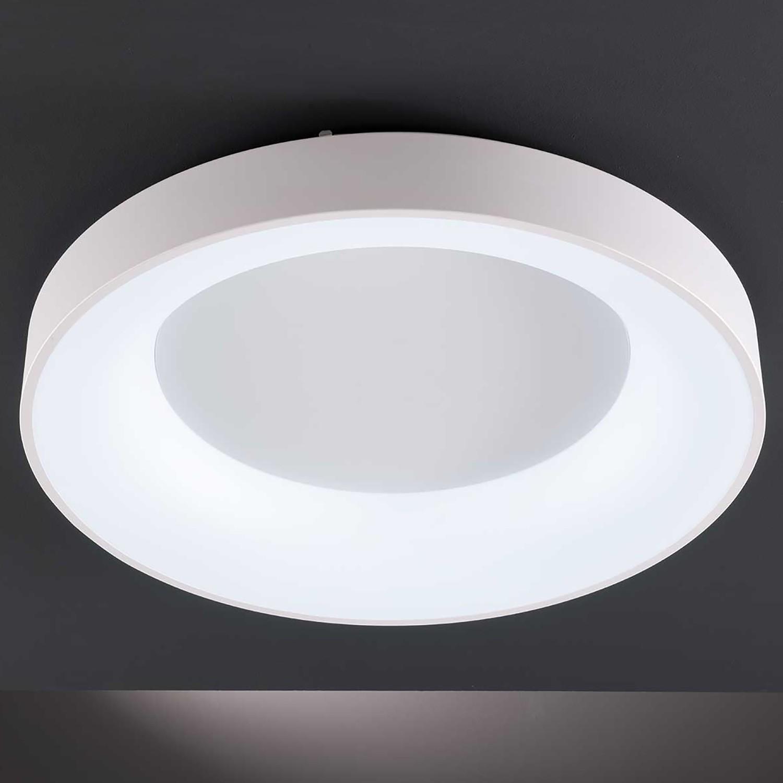 home24 LED-Deckenleuchte Cameron