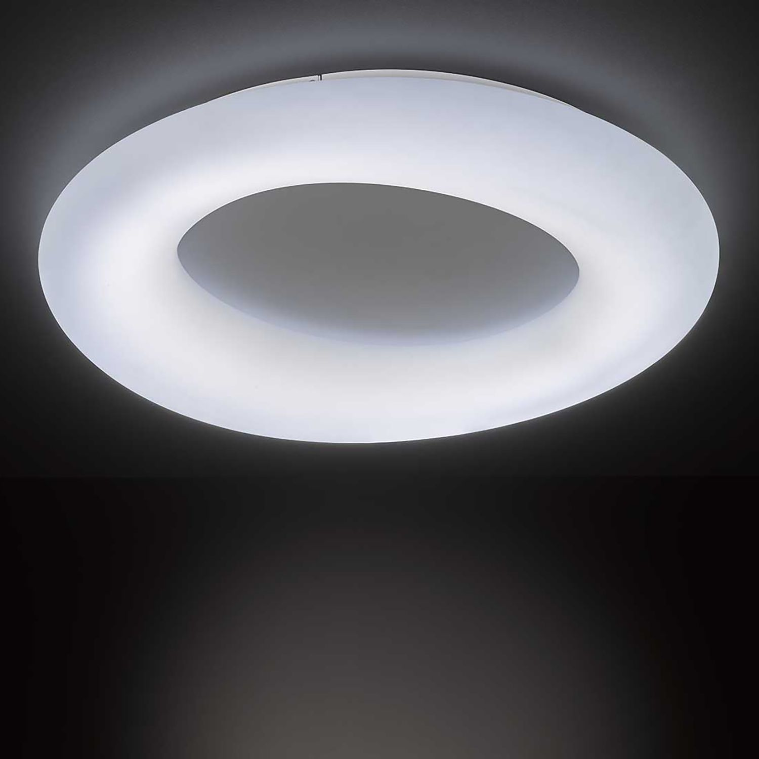 home24 LED-Deckenleuchte County