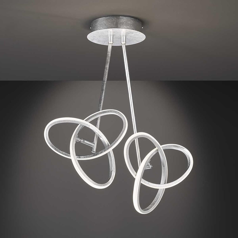 home24 LED-Deckenleuchte Eliot II