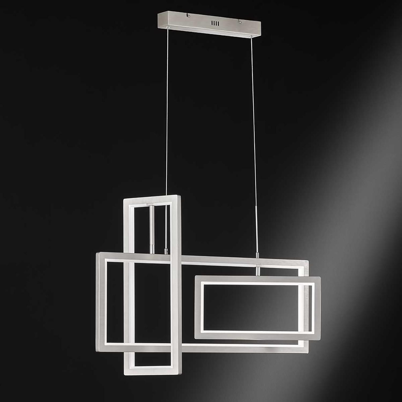 home24 LED-Pendelleuchte Viso II