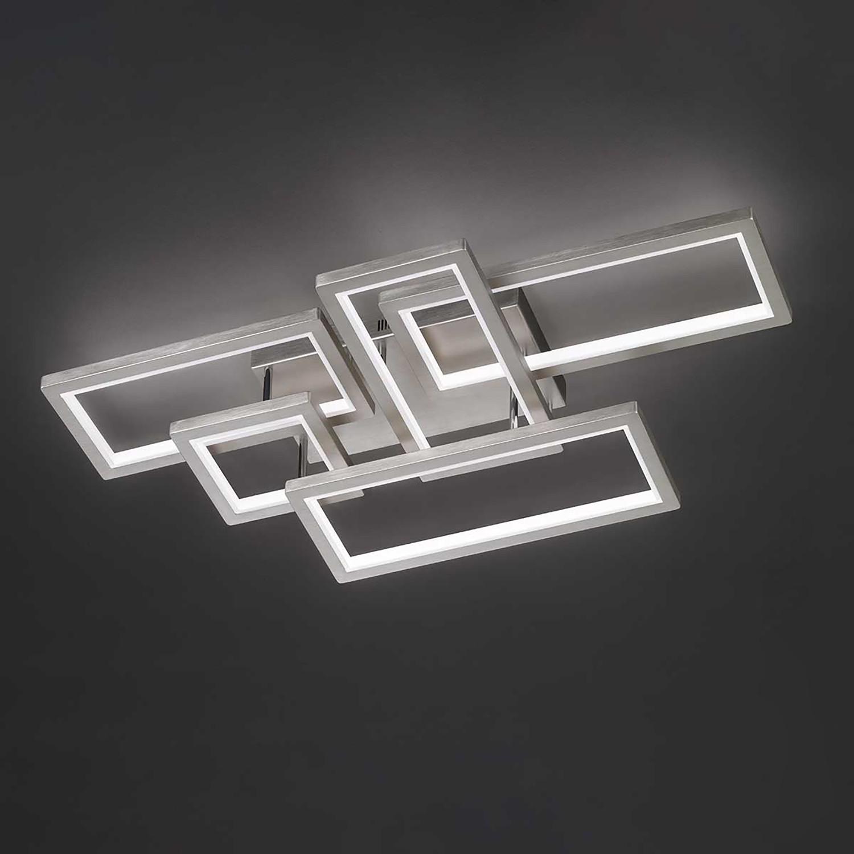 home24 LED-Deckenleuchte Viso III
