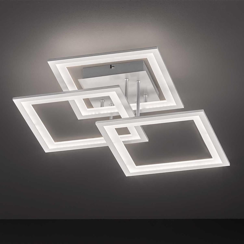 home24 LED-Deckenleuchte Modesto