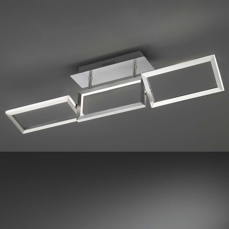 home24 LED-Deckenleuchte Skip