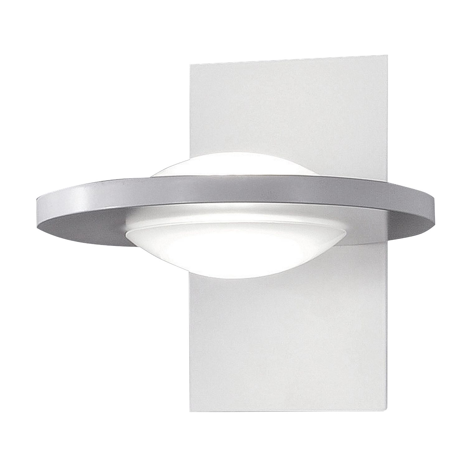 home24 LED-Wandleuchte Swan