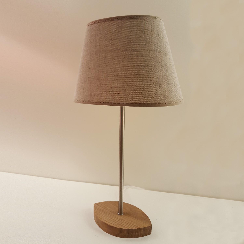 Tafellamp Ella, hellundgut