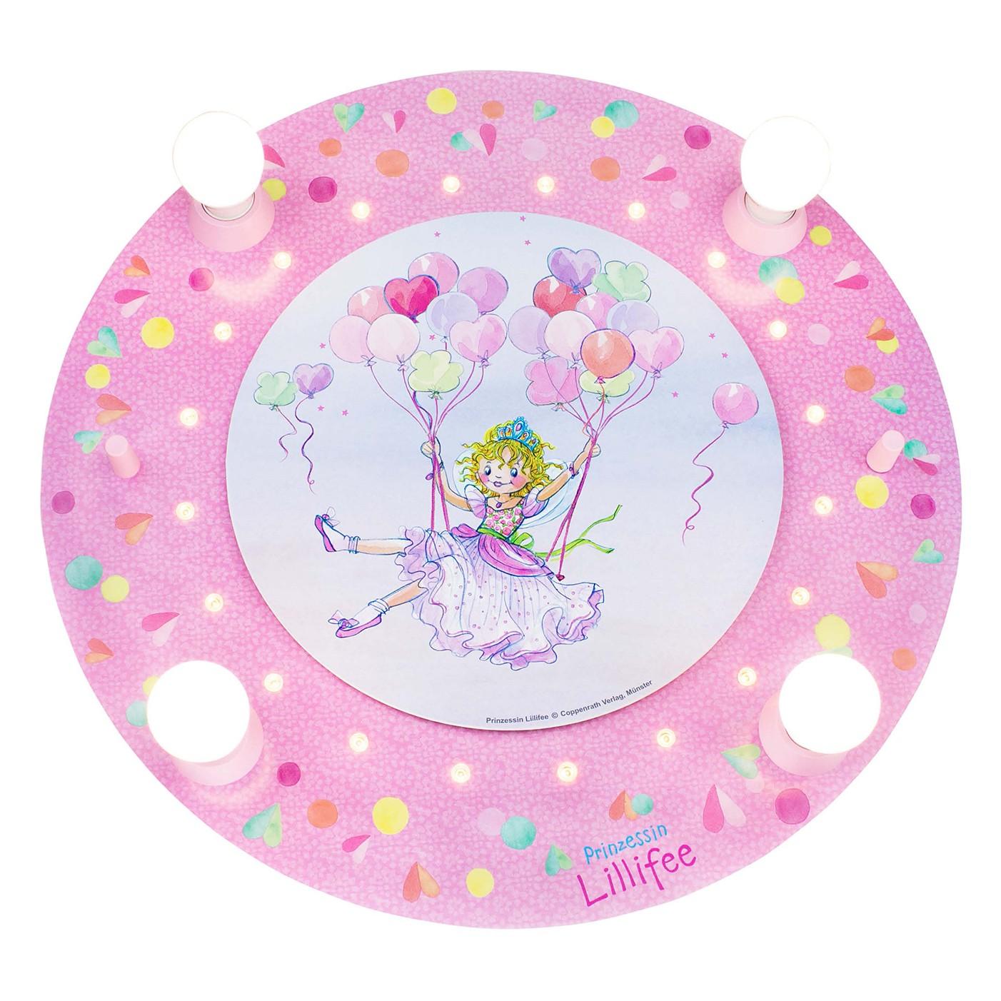 Plafonnier Princesse Lillifee I