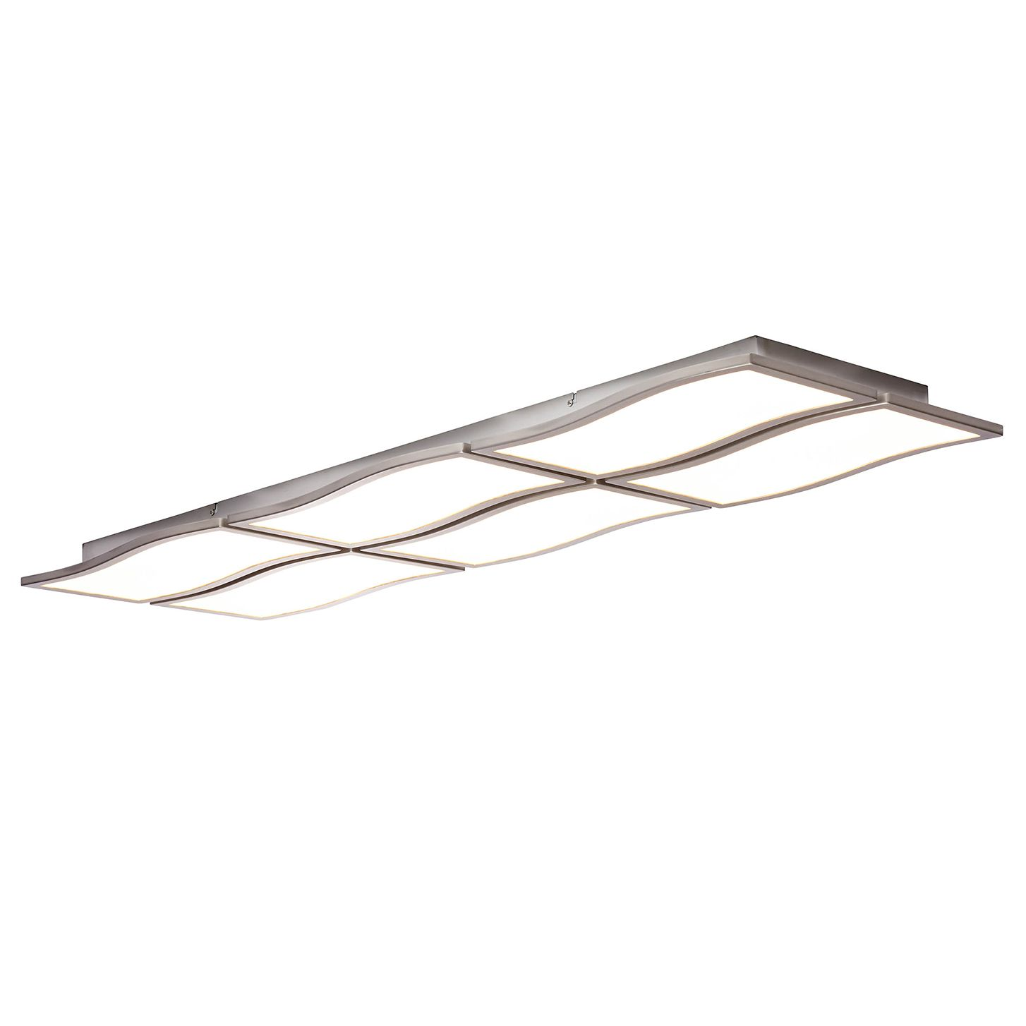 home24 LED-Deckenleuchte Scope III