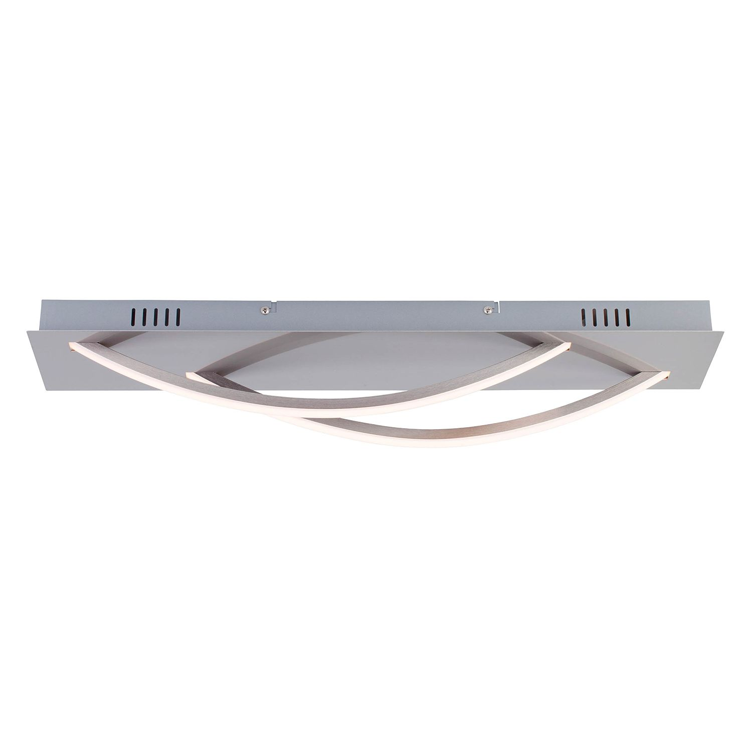home24 LED-Deckenleuchte Stanly I