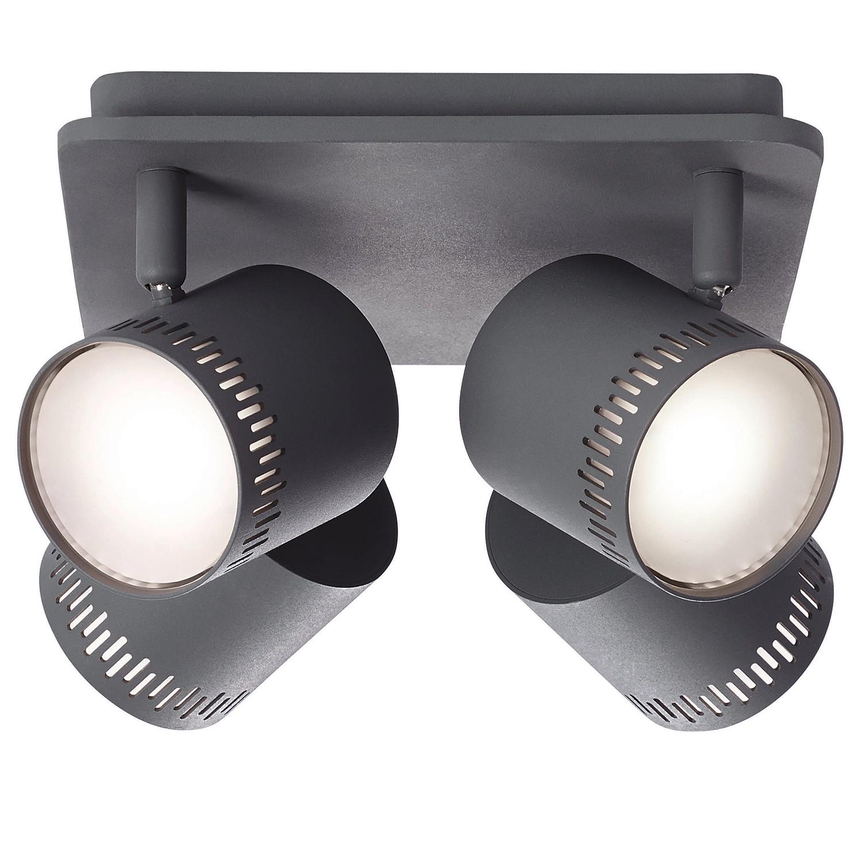 home24 LED-Deckenleuchte Cavi V