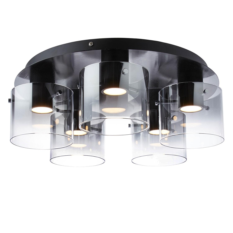 home24 LED-Deckenleuchte Beth III
