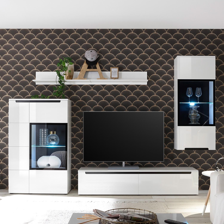 Meubles TV muraux Albee (4 éléments)