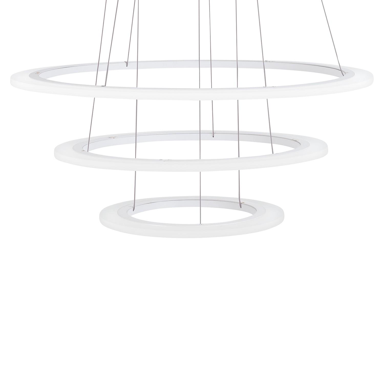 home24 LED-Pendelleuchte Penaforte IV