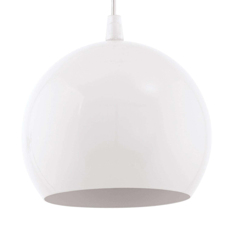 home24 LED-Pendelleuchte Petto