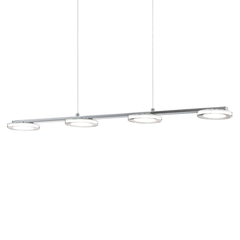 home24 LED-Pendelleuchte Cartama II