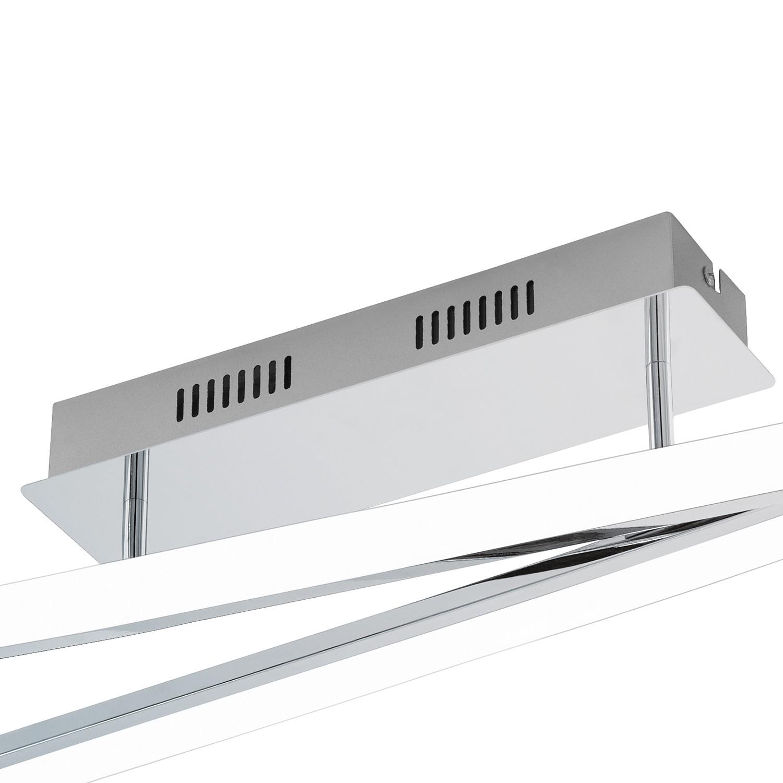 Led-deckenleuchte Corrales Kaufen - Kunststoff / Stahl -2-flammig