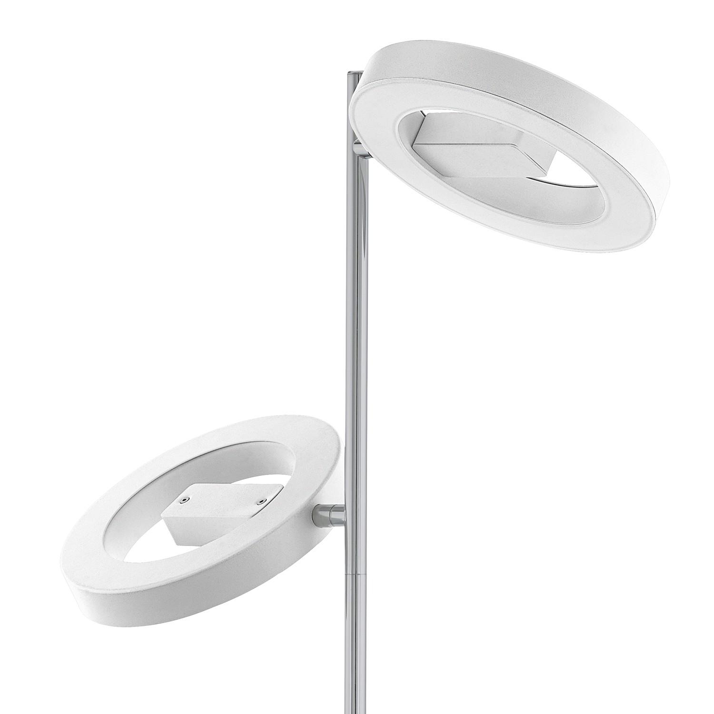 home24 LED-Stehleuchte Alvendre