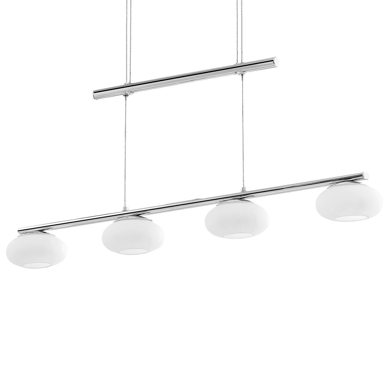 home24 LED-Pendelleuchte Aleandro I