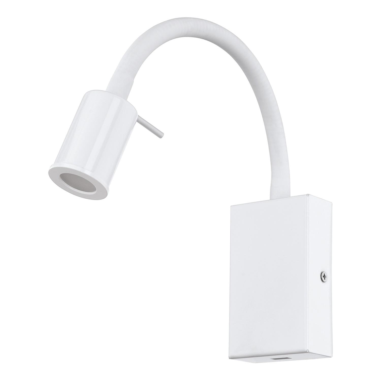 home24 LED-Wandleuchte Tazzoli