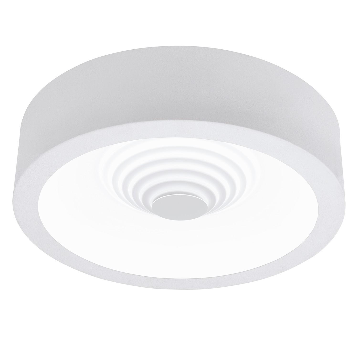 home24 LED-Deckenleuchte Leganes