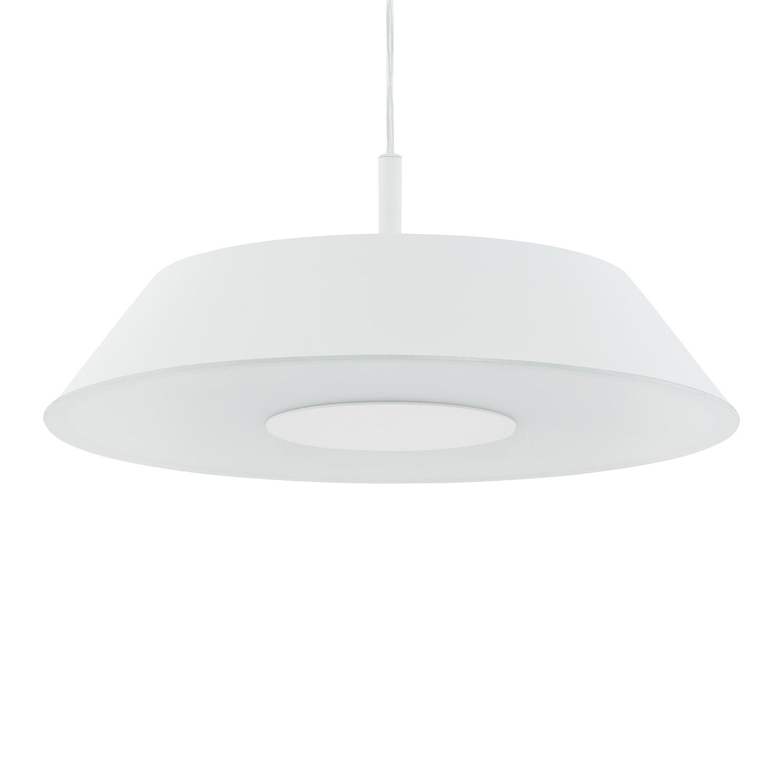 home24 LED-Pendelleuchte Carmazana