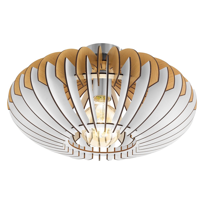 home24 Deckenleuchte Sotos | Lampen > Deckenleuchten > Deckenlampen | Braun | Eglo