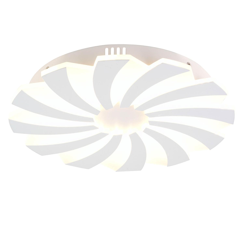home24 LED-Deckenleuchte Cindra