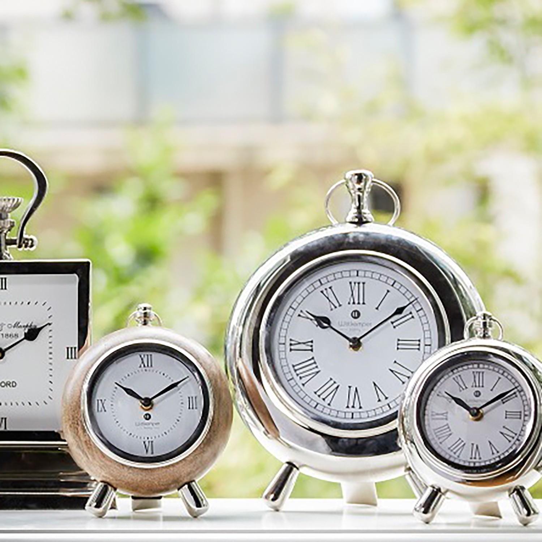 home24 Tischuhr Francois II   Dekoration > Uhren > Standuhren