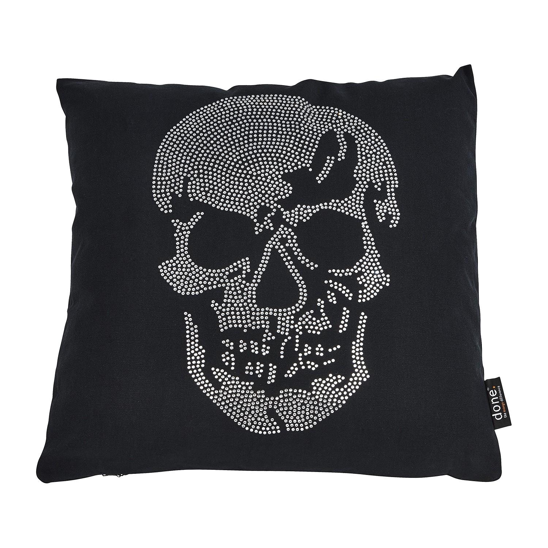 home24 Kissen Stone Skull