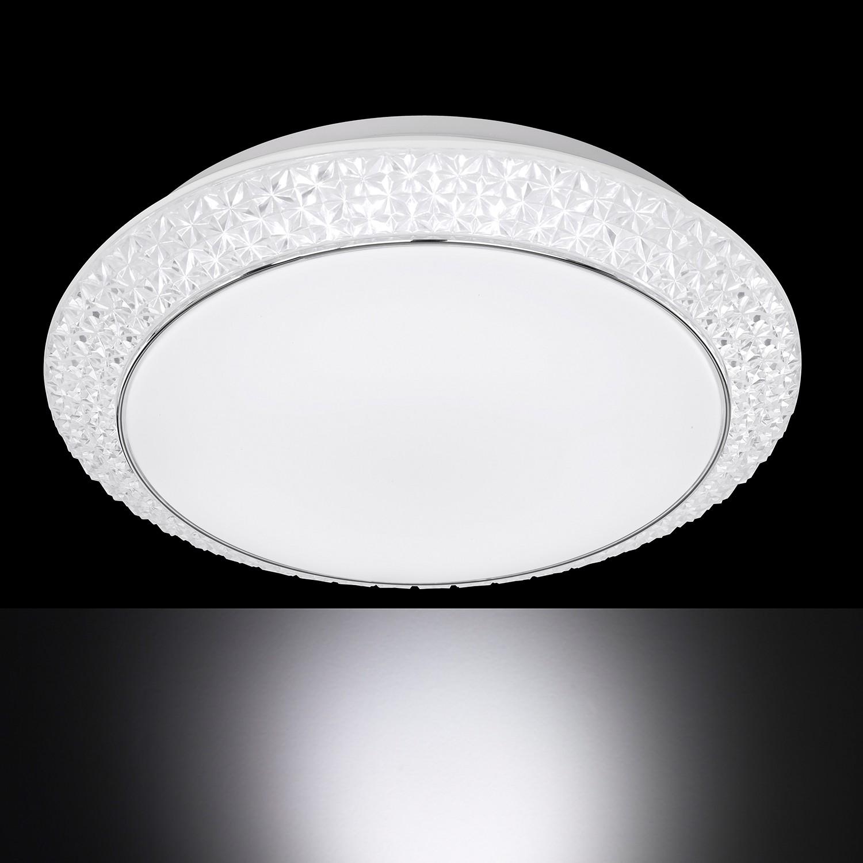 home24 LED-Deckenleuchte Velden II