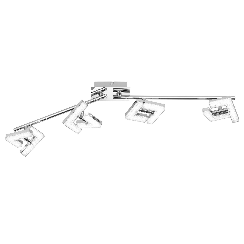 home24 LED-Deckenleuchte Lea II