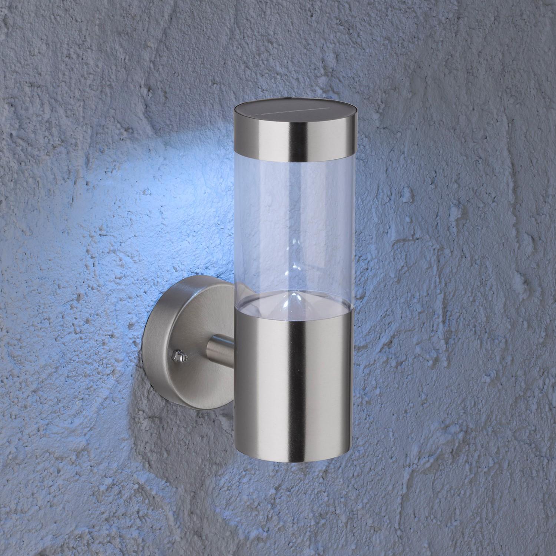 home24 LED-Wandleuchte Amalfi